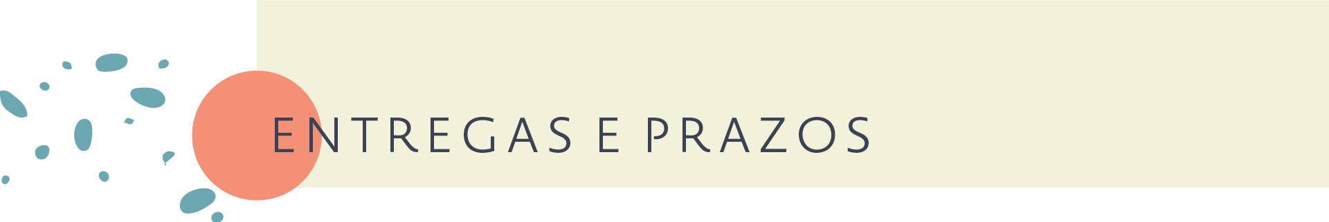Banner topo Entregas e Prazos